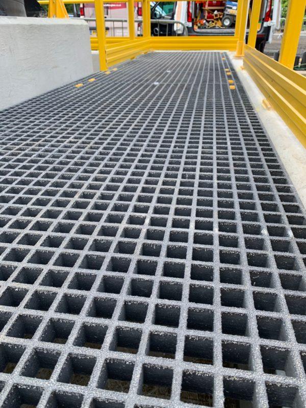 GRP Flooring & Molded Gratings