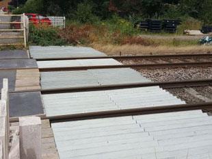 Fire Retardant Anti-trespass Panels