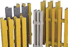 GRP Pultruded Gratings