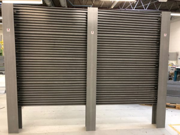 Fencing Panels GRP